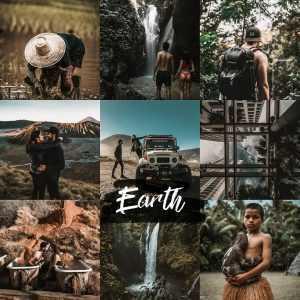 naturalny preset earth