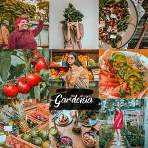 preset gardenia - florystyczny filtr do lightroom