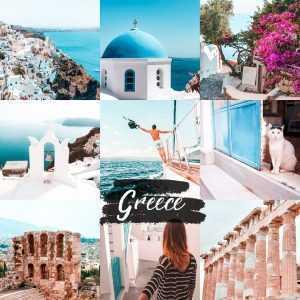 preset greece - podróżniczy filtr do lightroom